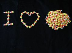 I Heart Candy Corn.