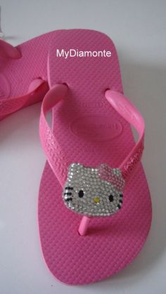 Hello Kitty Pink Havaianas