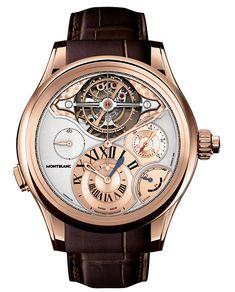 Der Zeit ihre Schönheit: Trends vom Genfer Uhrensalon - Uhren - derStandard.at › Lifestyle