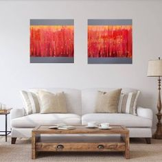 LARGE Abstracts Archives - Ivana Olbricht Palette Knife Painting, Abstract, Modern, Home Decor, Summary, Trendy Tree, Decoration Home, Room Decor, Home Interior Design