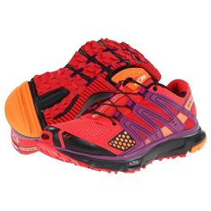 Salomon Women`s XR Mission Trail Running Shoes