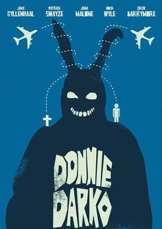 Alternative Posters for Cult Classic 'Donnie Darko'