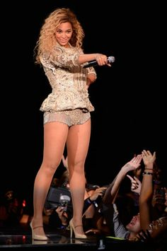 Beyoncé live at Revel: I was here <3