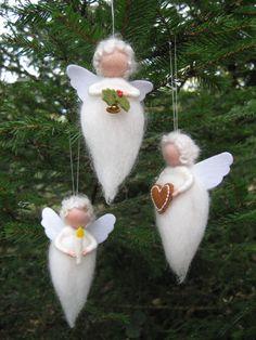 kerstengeltjes van inspiree. Verkrijgbaar bij www.nielsholgersson.nl