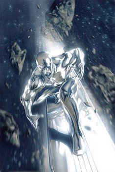 Silver Surfer (Norrin Radd) by Google Search