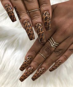 4218 crazy cool nails