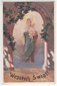 Wesołych Świąt  1925  (10)