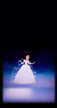 Cinderella iPhone Wallpaper <3