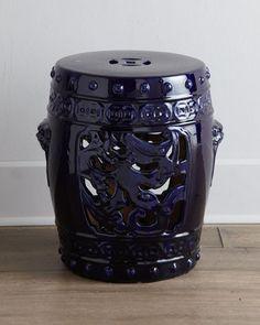 Home Decor U0026 Interior Design   ShopStyle: Neiman Marcus Vintage Ceramic Garden  Seat