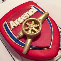 Arsenal Footballers Cake by Jemz Cake Box 40th Birthday, Birthday Cakes, Sport Cakes, Soccer Party, Novelty Cakes, Box Cake, Edible Art, Cake Creations, Themed Cakes