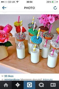 Cute idea for a baby shower or a birthday!