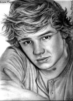 Liam-Payne-Drawing-whoever did this has skills!