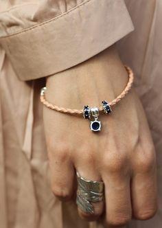 Soufeel brown Croatia leather Bracelet from Lovebeads2011