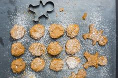 Gluten-Free Gingerbread Cookies - Dr. Axe