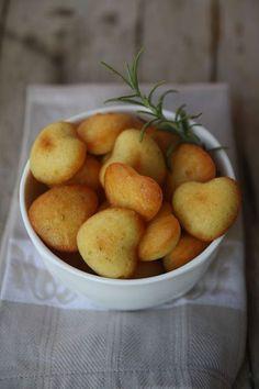 Bocconcini Parmigiano e rosmarino