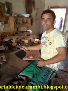 PORTAL DE ITACARAMBI: A ARTE DE FABRICAR SELAS EM ITACARAMBI