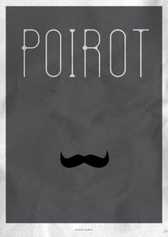 POIROT!...some of you will know this one! ;) Loved this series!