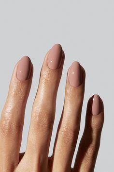 Neutral Nails, Nude Nails, Nail Manicure, Short Nails Shellac, Neutral Wedding Nails, Short Oval Nails, Sand Nails, Pink Acrylic Nails, Uv Gel Nail Polish