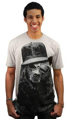 Black Bear Shirt By RLMarkossa