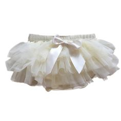 Baby Shorts Newborn Bloomers Baby Girl Skirt Diaper Cover Ruffle Bloomer Diaper Cover Chiffon Ruffle Cotton Bloomer Diaper Cover