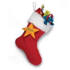 More stocking ideas  (classic, ice skating, cowboy, ans more) - for military style use camouflage cloth