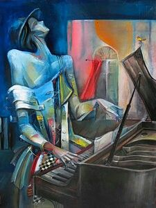 «Pianist», Giorgi Kobiashvili