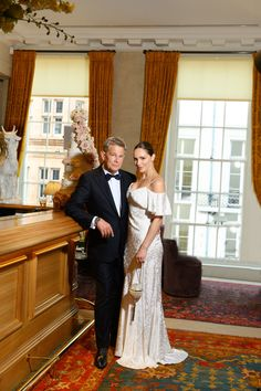 An Exclusive Look Inside Katharine McPhee and David Foster¡¯s Wedding in London - Vogue