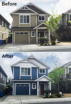 Get inspired to give your home a major facelift without the hassle of painting it yourself, or spending time and money to replace your siding, doors and windows! See how Spray-Net can transform your home in as little as one day, thanks to its exclusive industrial-strength paints and stains, which work on brick, stucco, vinyl and aluminum siding. If you're interested in increasing the value of your home and boosting curb appeal, check out these dramatic transformations. Presented by…