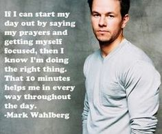 mark wahlberg quotes - Google Search