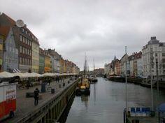 Nyhavn, København, Denmark, May 26, 2010