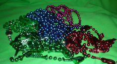 #neworleans #beads #mardigras