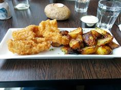 Fish & Chips in Iceland were unbelievably delicious #recipes #food #cooking #delicious #foodie #foodrecipes #cook #recipe #health