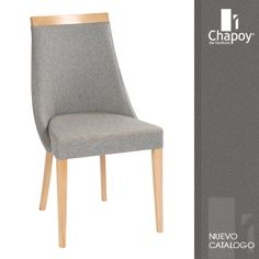 Grupo Chapoy - #muebles de #diseño para hoteles, restaurantes, bares. #silla Dining Chairs, Dining Room, Accent Chairs, Objects, Bedroom, Interior, Furniture, Home Decor, Bar Tables