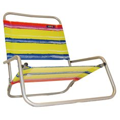 Low Seat Sand Beach Chair  Hamptons| Small Beach Chairs @ BeachStore.com