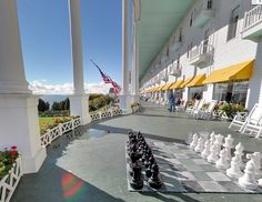 Google Maps Gives 'Spin Tours' of Businesses on Mackinac Island - DBusiness Daily News