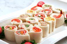 Gourmet Finger Sandwiches | Gourmet Sandwiches