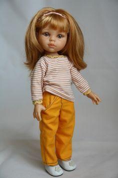 Маленькое солнышко Даша. Гардероб для Paola Reina. / Paola Reina, Antonio Juan и другие испанские куклы / Бэйбики. Куклы фото. Одежда для кукол