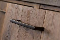 Handgrepen keuken: roestvrij staal t vormige deur keuken ...