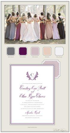 Jewel tone wedding inspiration