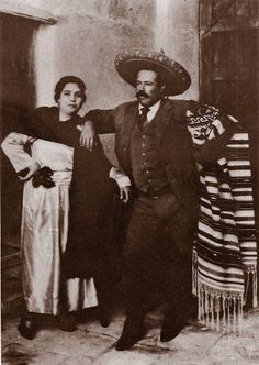 Serapes began as masculine attire, with the Mexican serape serving as a common garment worn by people of all lifestyles; woven serapes were traditionally worn by the lower classes, while cotton and dyes were considered luxury garments. Pancho Villa wore one!