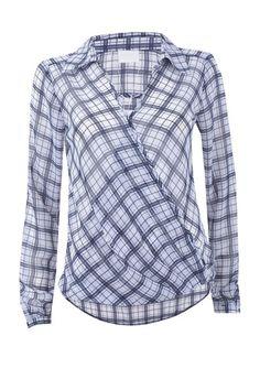Bluzka Vila Desicion Ls Shirt