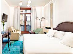 Habitación Doble #h10villadelareina #villadelareina #h10hotels #h10