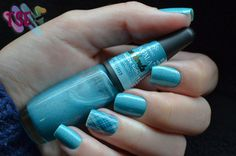 Blue Nails I