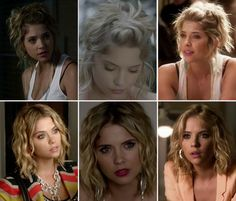 Ashley Benson | Hanna | Pretty Little Liars... Seriously love everything about her hair!