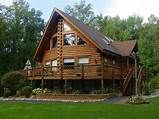 Log Cabin Allure: From Cabin to