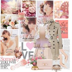 """""""Ooshima Yuko from AKB48"""" by cafe-le-psyence on Polyvore"""