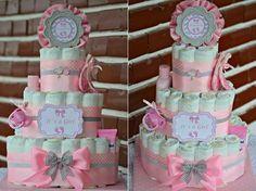 Tort scutece...Diaper cake...Baby Shower... Cake Baby, Baby Shower Cakes, Children, Handmade, Diy, Cakes Baby Showers, Young Children, Boys, Hand Made