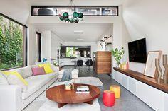 //客廳 墨爾本現代簡約風公寓 - DECOmyplace