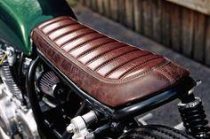 Cette prépa très sympa réalisée par Blackbean Motorcycles a retenu tout notre attention. La valeur n'attend pas le nombre des année ni même la cylindrée…