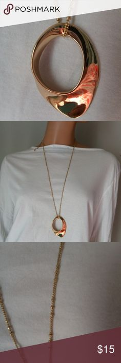 Bay to Baubles necklace Emilia Oval Pendant Bay to Baubles Jewelry Necklaces